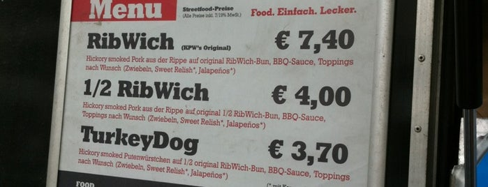 RibWich is one of Nuremberg's favourite places.