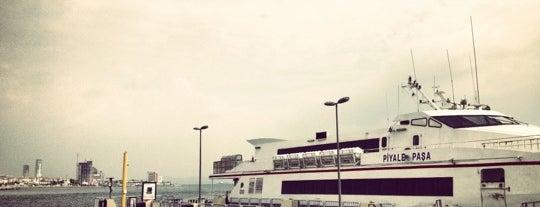 Bakırköy - Bostancı Deniz Otobüsü is one of oldugum yerler.