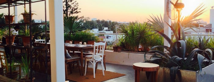Om Made Cafe is one of The 15 Best Places with a Rooftop in Bangalore.