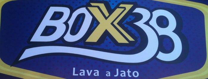 Box X 38 Lava Jato is one of Preferidos.
