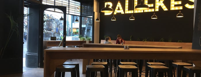 BALLEKES is one of Favorite Places in Brussels.