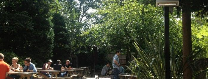 The Queens Head is one of London's Best Beer Gardens.