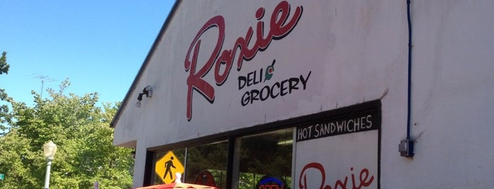 Roxie Deli & Grocery is one of My local favorites.