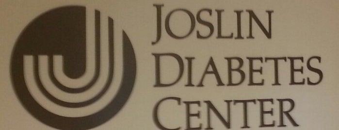 Joslin Diabetes Center is one of Experience Bloomfield!.
