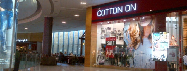 Cotton On is one of Dubai to-do list.