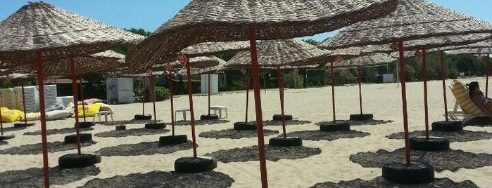 Arslan Beach & Cafe is one of AYVALIK #1 🏊🏄.