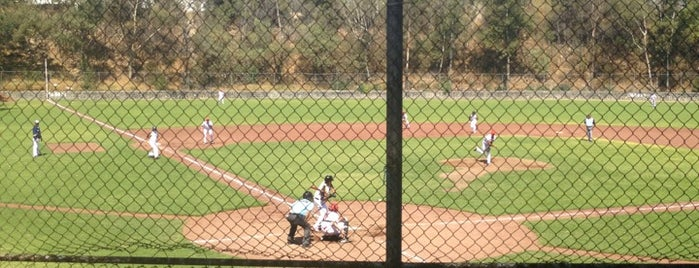 Campo Beisbol CU is one of 100 Perfectas Ideas para Dominguear.