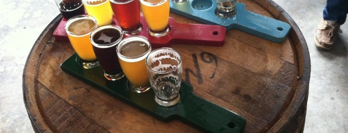 Holy City Brewing is one of Charleston Beer.