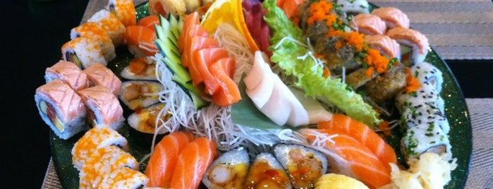 Kanpai Fusion Sushi is one of Sushi.