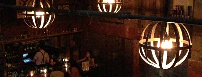 Rickhouse is one of Upscale Bars and Lounges (SF).