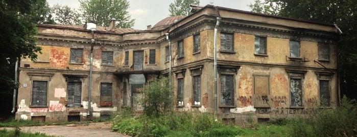 Уткина дача is one of Интересное в Питере.