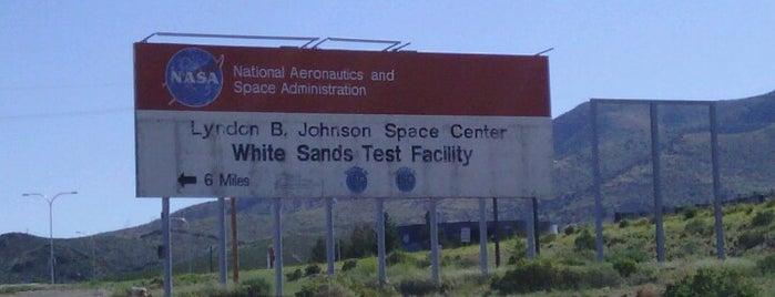 NASA TEST FACILITY is one of NASA.