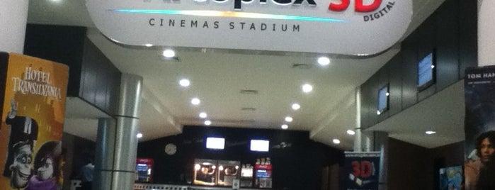 Cinemas Arcoplex Aldeota is one of Arcoiris e Arcoplex Cinemas.