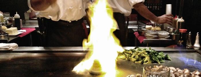 Kobe Steakhouse is one of * Gr8 Sandwich & Lunch  Shops In Dallas.
