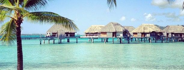 Four Seasons Resort Bora Bora is one of My Spots.
