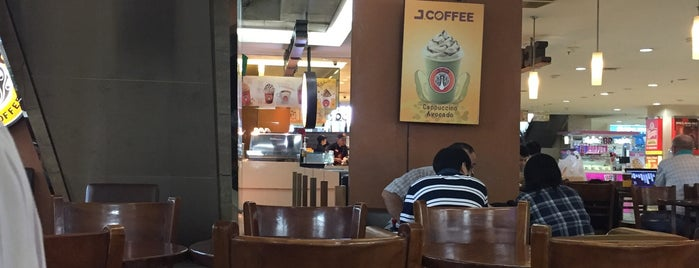 J.Co Donuts & Coffee is one of Favorite Food.