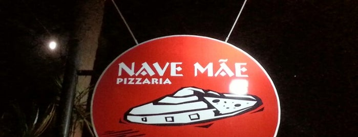 Nave Mãe Pizzaria is one of Pizza! • Florianópolis.