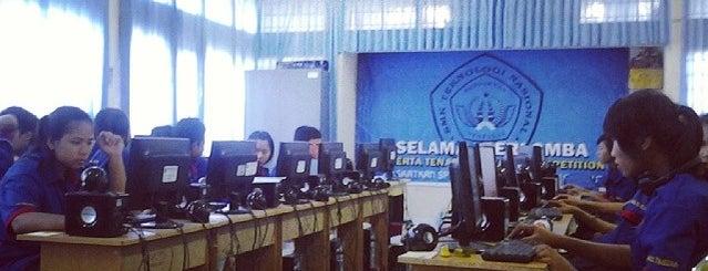 SMK Teknologi Nasional is one of SMA/SMK Denpasar.