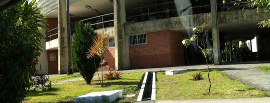 CCEN - Centro de Ciências Exatas e da Natureza is one of Frequente.