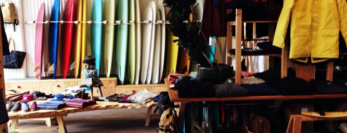Pilgrim Surf + Supply is one of New-York.