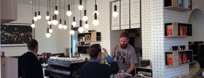 Coffee Shops to Check Out