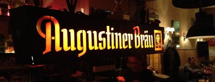 Cabane Bar is one of Munich AfterWork Beer - Hau di hera, samma mehra!.