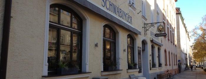 Schwabinger Wassermann is one of Frühstücken München.