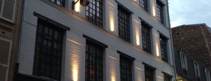 Hotel FABRIC is one of Urlaubskandidaten.