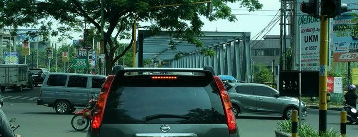 Jembatan Soekarno Hatta is one of Guide to Malang's best spots.