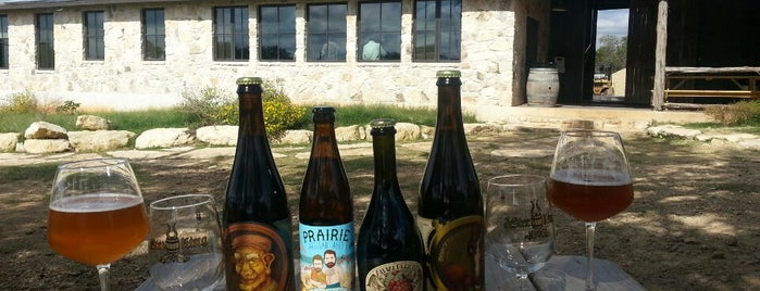 Jester King Brewery is one of Texas breweries.