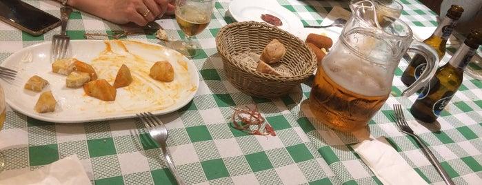 Bar Restaurante Loreto (Casa de las Bravas) is one of Madrid cañas y tal.