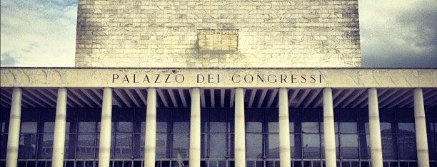 Palazzo dei Congressi is one of Fiere ed eventi.