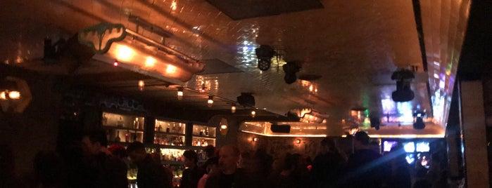 Break Room 86 is one of bars.