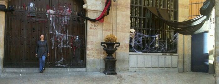 Posada de Las Ánimas is one of Must-visit Nightlife Spots in Salamanca.