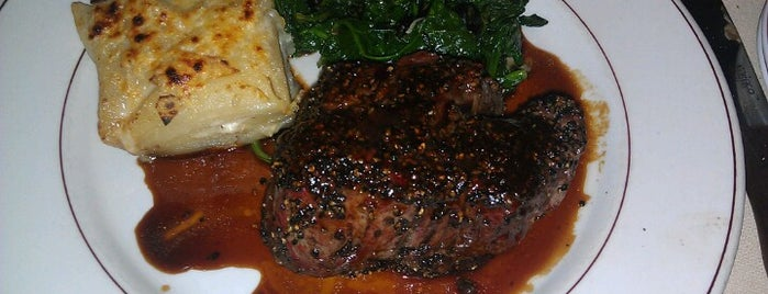Rothmann's Steakhouse is one of test.