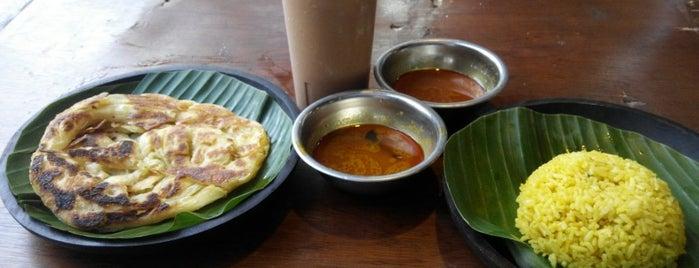 Roti Canai dan Teh Tarik Warung Bunana cabang Sanur is one of Bali.