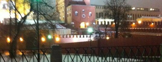The Kremlin is one of Интересная Москва.