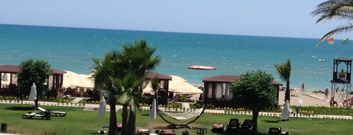 Maritim Pine Beach Resort is one of Yerler - Antalya.