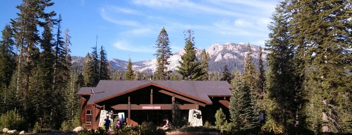 Wuksachi Lodge is one of Historic Hotels to Visit.