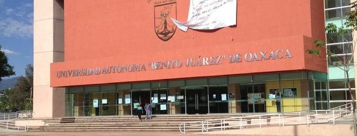 Universidad Autónoma Benito Juárez De Oaxaca (UABJO) is one of All-time favorites in Mexico.