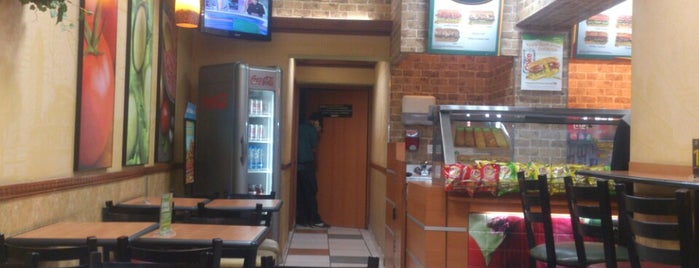 Subway Karelibaug is one of My done favourietzz.