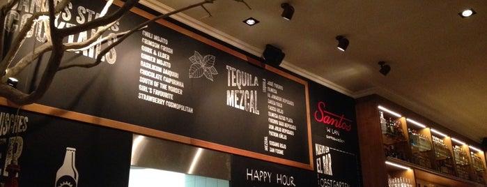 Santos Wieden   Mexican Grill & Bar is one of Restaurants.