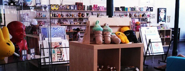 Rotofugi Gallery is one of Locations.