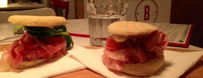 Brera - Il Panino Italiano is one of food.
