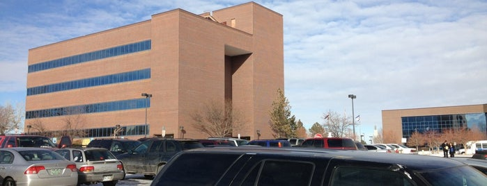 Arapahoe County District Courthouse is one of errands.