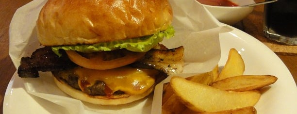 Sakura Burger is one of Parent Trip.
