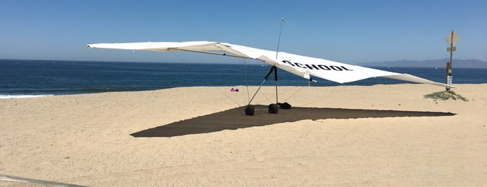 Dockweiler Beach Hang Gliding is one of Fun LA.