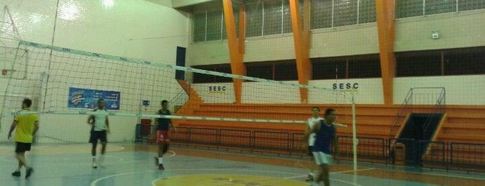SESC Universitário is one of Utilidade Pública.