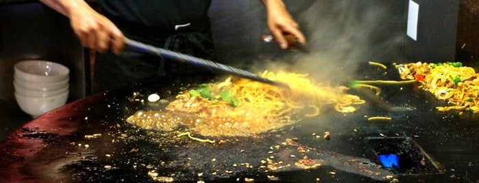 The Mongolian Barbeque is one of Abroad to do.