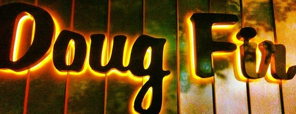 Doug Fir Lounge is one of The 15 Best Hipster Places in Portland.